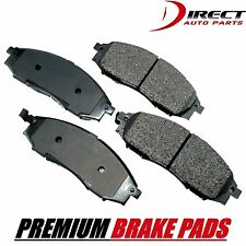 FRONT BRAKE PADS For Nissan xterra 2000-2004 frontier 03-04 MD830 Premium Brakes