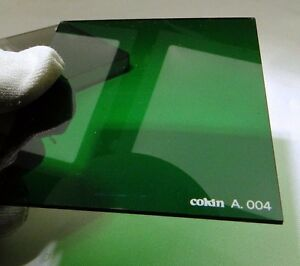 Cokin A 004 Green (A004) Filter A series - Worldwide