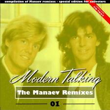 #YSB - MODERN TALKING - The Manaev Remixes /18CD/ BLUE SYSTEM Dieter Bohlen