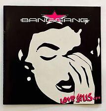 Love Sells by Bang Gang (CD, Sinclair) TKO , CULPRIT , Pearl Jam
