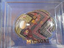 Missoni 2006 Pure Perfume Sealed Lucite Box 1/5 oz 15 ml New Vintage Very Rare