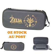 Nintendo Switch Zelda EVA Hard Zip Protect Case Storage Portable Bag Pouch