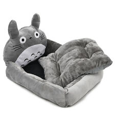 M Hot Pet Dog Cat Winter Warm Totoro Bed Cushion Soft Bed Cushion Kennel Pad Mat
