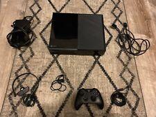 Original Stock Microsoft Xbox One 360 GB Black Console