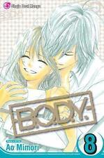 B.O.D.Y., Vol. 8-ExLibrary
