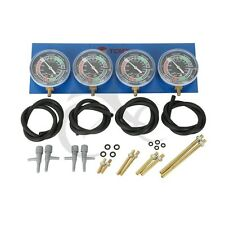 Universal 4-Carb Carburetor Synchronizer Set kit Fit For Motorcycle available