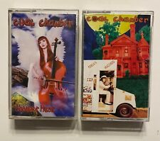 Coal Chamber Lot of  2 Cassette Tapes - Chamber Music & Self-Titled