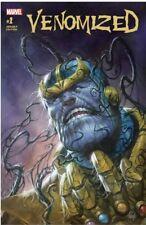 VENOMIZED #1 Lucio Parillo Variant: Trade Dress Release Date 4/4/18 Thanos