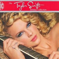 TAYLOR SWIFT The Holiday Collection CD BRAND NEW 6 Track Christmas CD EP