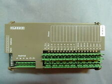 KUHNKE PROFI I/O 690E, 8 DI, 4 DI/DO, 4 DO, 2-WIRE, SCREW-TYPE TERMINAL 690.620.
