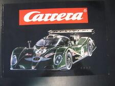 Brochure Carrera 2002