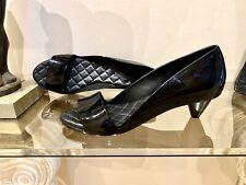 Melissa negro 39 Zapatos Sin Punta De Tacón Sandalias