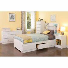 Wooden Twin Modern Bedroom Furniture Sets for sale | eBay