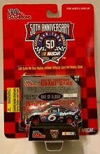 Mark Martin 1998 Racing Champions 1/64 #6 Valvoline Chrome Chase Car