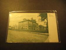 High School, Danbury, Conn., about 1908, undivided back
