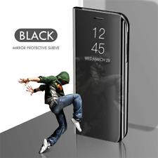 Smart View Mirror Funda Con Tapa De Cuero Para Samsung A21S A41 A50S A51 A30 A70