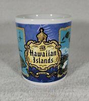 The Hawaiian Islands Coffee Tea Mug Blue Island Chain The Islander Group