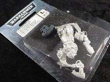 40K Space Marine Librarian with Force Axe + Plasma Pistol Metal Blister Pack