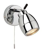 Firstlight Marine 9501CH GU10 IP44 1 x 240 V 35W Chrome Single Spot Bathroom