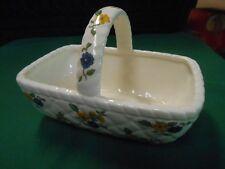 Great Collectible Elizabeth Arden Ceramic Trinket Basket