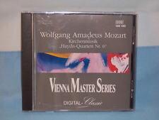 Mozart Kirchenmusik Haydn-Quartet No 6 Vienna Master Series 1991 CD Pilz Germany