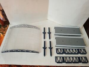 Hornby 00 Gauge Station Canopy and Two Platform Pieces,Complete And Good!