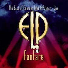 Emerson, Lake & Palmer - Fanfare - The Best Of ... Live - classic prog