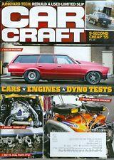 2012 Car Craft Magazine: Killer Wagons/Dyno Tests/Cheap '55/Budget Turbo 5.3L