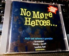 No More Heroes CD The Stranglers Jam Boomtown Rats Buzzcocks Sham 69 Undertones