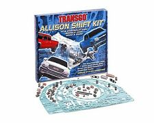 Allison Shift Kit 1000-2400 Transgo ALLISON SK  T121165  (SKAllisonSK)