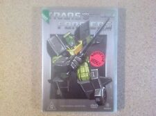 DVD, Transformers, Series 3, 3.5