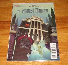 Disney Kingdoms Haunted Mansion #5 Tom Morris Variant Edition 1st Print