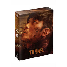 Tunnel (Korean, 2017, Blu-ray) Full Slip Scanavo Limited /Jung-woo Ha, Doona Bae