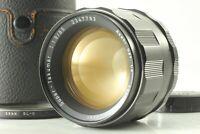 【OPTICAL MINT w/ Case】 PENTAX Super Takumar 85mm F1.9 Portrait Lens M42 JAPAN