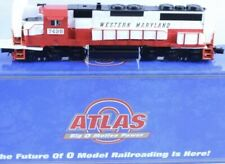 ATLAS O TMCC WESTERN MARYLAND SD-35 DIESEL ENGINE FOR LIONEL MTH TRAIN O SCALE