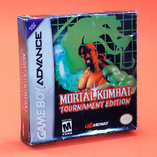 MORTAL KOMBAT TOURNAMENT EDITION GAMEBOY ADVANCE GBA Nintendo Game Boy ADV