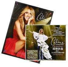Celine Dion The Best So Far 2018 Tour Edition Taiwan CD w/BOX+Poster 2018 NEW