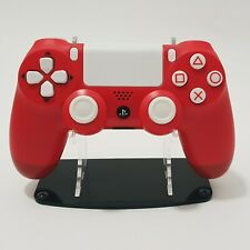OFFICIAL SONY PLAYSTATION DUALSHOCK 4 V2 PS4 CONTROLLER - CUSTOM RED -