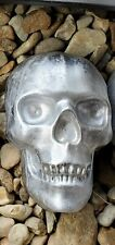 Lead Ingots for reloading & fishing. Unique Skull molds