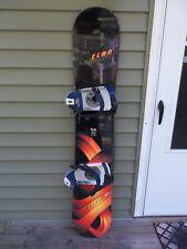 Elan Royale 145 Monolite Snowboard with bindings