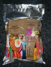 australian ration pack Brand New army style mre, survival food packs $69.00ea
