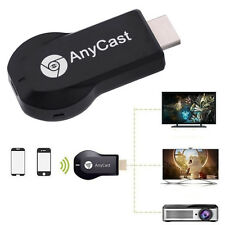Wifi Wireless AnyCast M2 TV HDMI HD Miracast Dongle Receiver Airplay DLNA