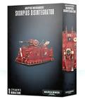 Warhammer40000: Adeptus Mechanicus Skorpius Disintegrator/Dunerider GW 59-20 NIB