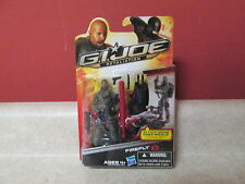 "GI Joe Retaliation Cobra 3 3/4"" Figure Firefly New Sealed 2012 w/ HISS Drone"