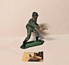 Soldatino Petit Soldat Starlux Tedesco plastica dura scala 1:32 mm 60