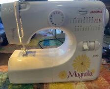 Janome Magnolia Sewing Machine 7312 Mechanical