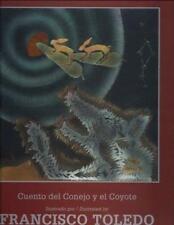 Cuento del Conejo y Coyote Tale Rabbit & Coyote Natalia Toledo Francisco Print