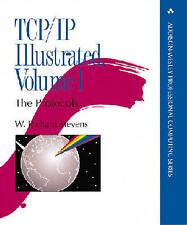 TCP/IP Illustrated, Vol. 1: The Protocols (Addison-Wesley Professional Computin