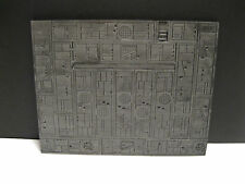 Star Wars Award Winning Custom Cast Diorama Parts 3.75 Scale Wall Section