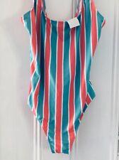 New ladies one-piece swimsuit, size 14